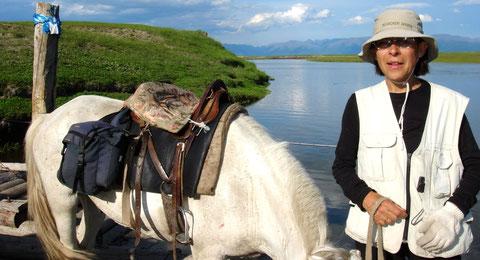 Trek à cheval au Khovsgol