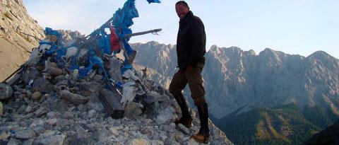 Ovo au col des monts ouest du lac Kovsgol