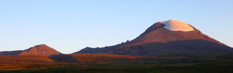 La montagne sacrée de l'Otgontenger