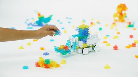 ロボットプログラミングのイメージ写真