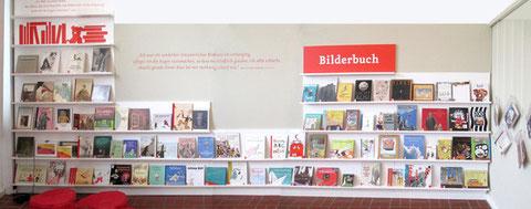 Bilderbuchwand
