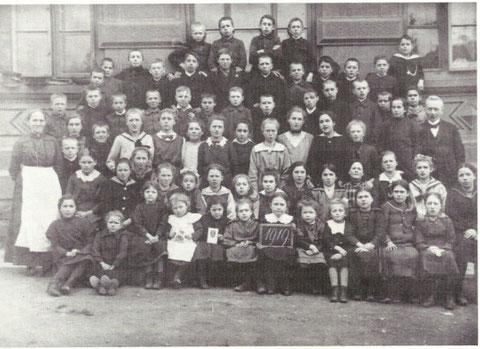Maulbronner Schulklasse 1919