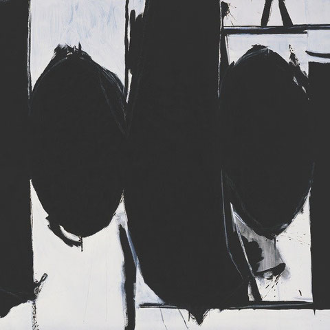Die Inspiration // Robert Motherwell (Copyright) //