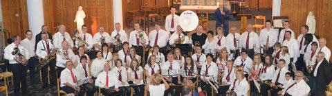 L'orchestre d'harmonie