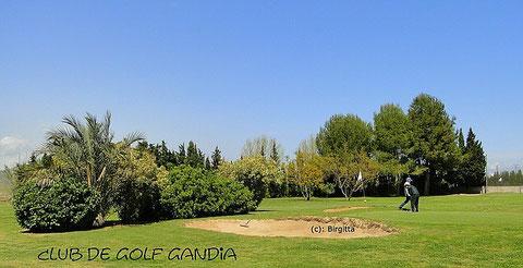 Bild: © Birgitta, Club de Golf Gandia, Valencia, 6k entfernt von der Ferienwohnung Valencia