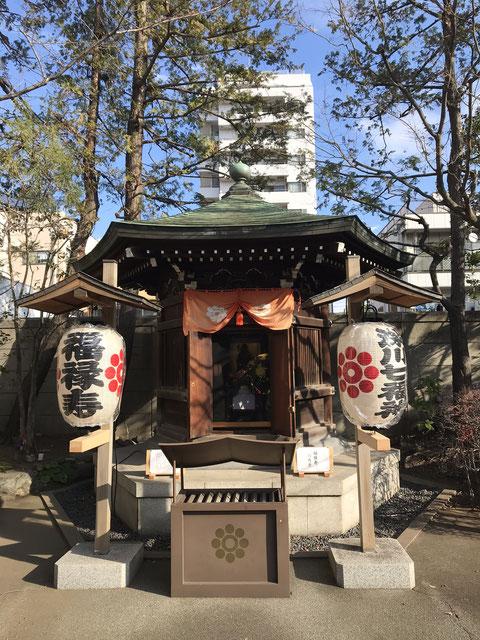 福禄寿(心行寺)