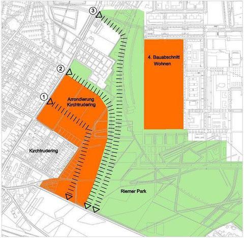 Quelle: © LHM, Referat für Stadtplanung und Bauordnung