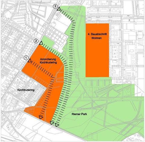 Quelle: LHM Referat für Stadtplanung und Bauordnung