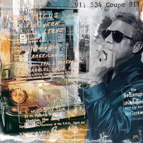 Devin Miles, Steve McQueen