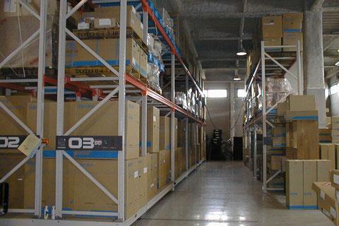 倉庫 写真