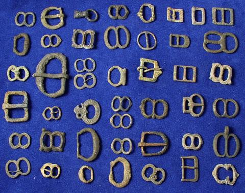 boucles les plus courantes en forme de 8 renversé