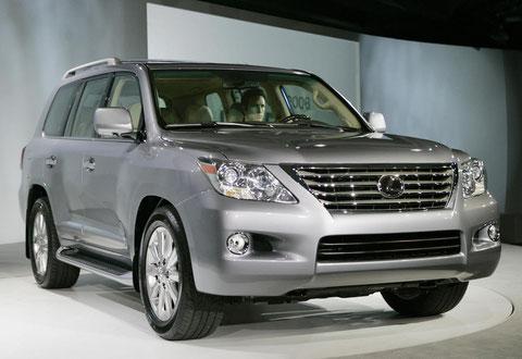 Lexus - servicio automotriz