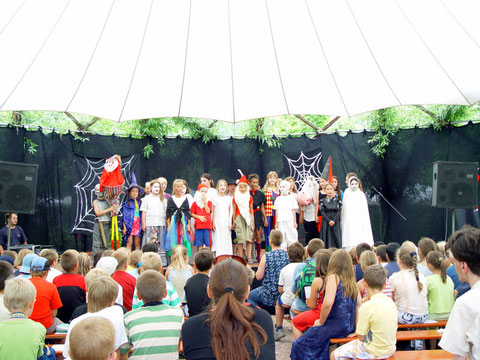 Kindertheatertreffen in Lörrach
