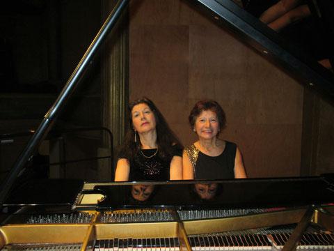 Gisèle et Chantal Andranian