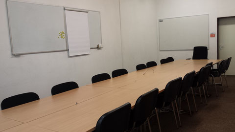 Seminarraum, Hannover, zentral, DAT, DAVW, Schulungsraum