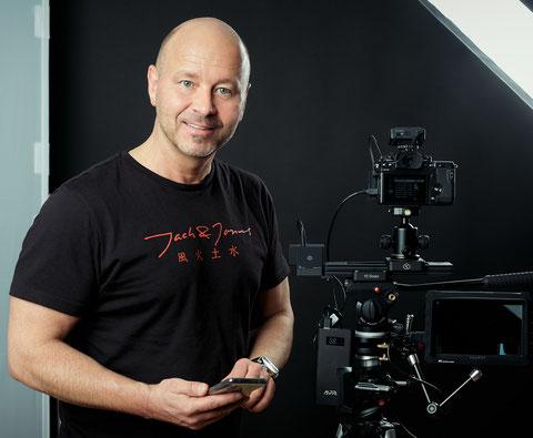 Werbe- und People-Fotograf Michael Schnabl