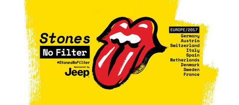 Rollings Stones in Zürich