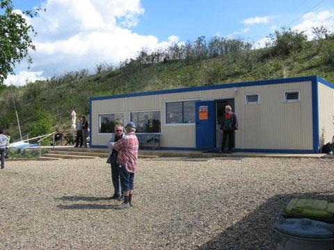 Oktober 2008 wurde das neue Clubheim fertiggestellt