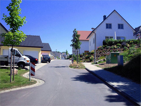 Baugrundstücke Fertigausbau
