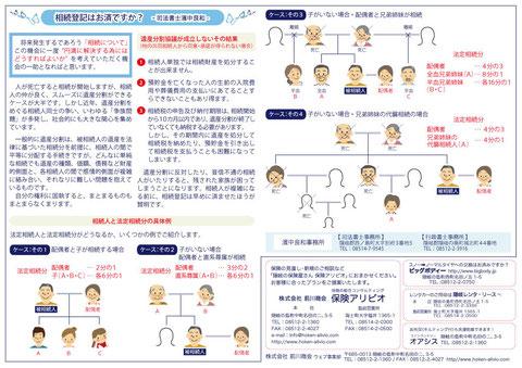 新・隠岐諸島通信 vol.0004 裏面