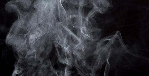 煙が少ないペレットストーブ