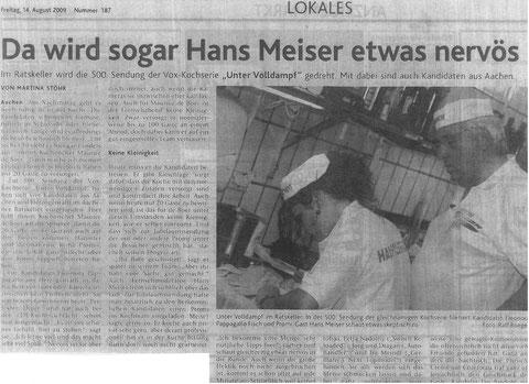 """Artikel aus """"Aachener Zeitung"""""""