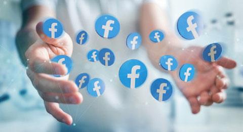 Salon Scherenschnitt bei Facebook