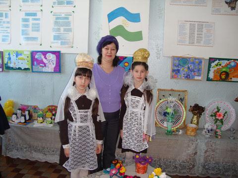 """Участники районного конкурса """"Тукаевские напевы"""""""