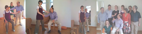 Fortbildung bei Giora Pinkas in Bremen