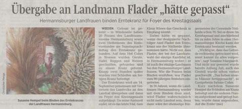 Cellesche Zeitung 23.08.2021