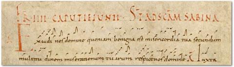 Blog Scola Metensis-écriture neumatique messine