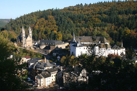Clervaux, Ardennes luxembourgeoises, photo Jean-Pol Grandmont
