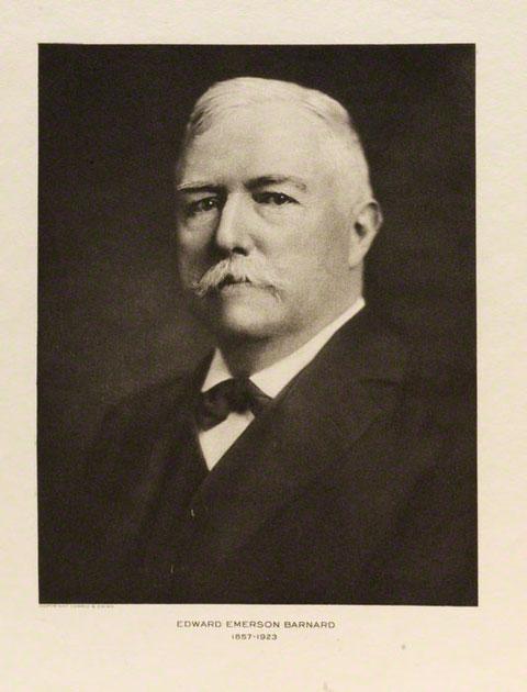 Edward Emerson Barnard