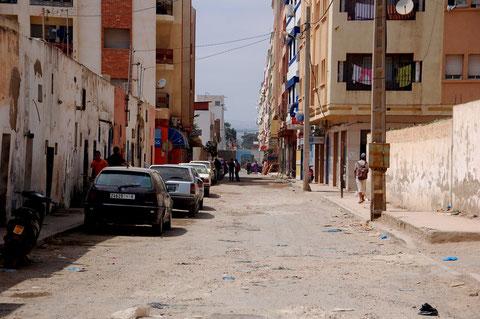 In NADOR / Marokko