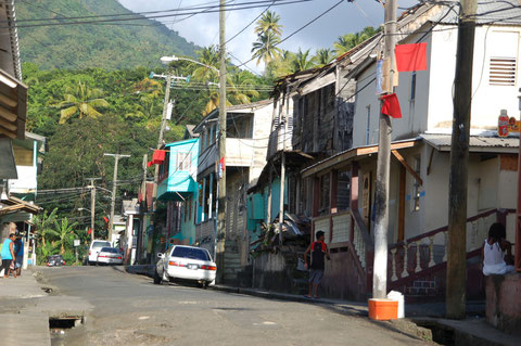 Soufriere Downtown