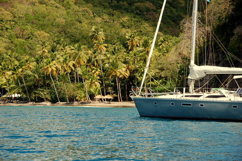 Anse Chastanet / St.Lucia