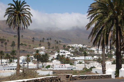 In Haria, Lanzarote / SP  Sept. 2011