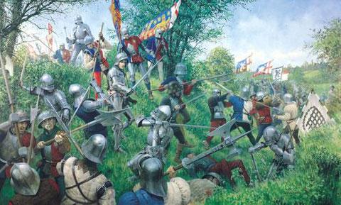 Guerra de las dos rosas: Fuente Fotolog.com