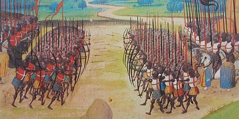 Guerra de los 100 años: Fuente mihistoriauniversal.com