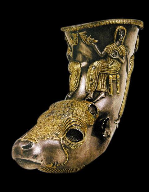 Ritonul getic, Sec. III î.Chr.