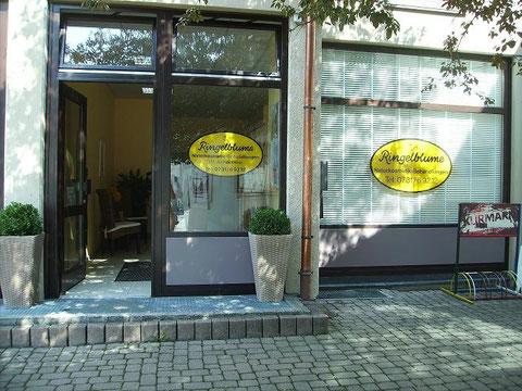 Eingang der Ringelblume-Naturkosmetik