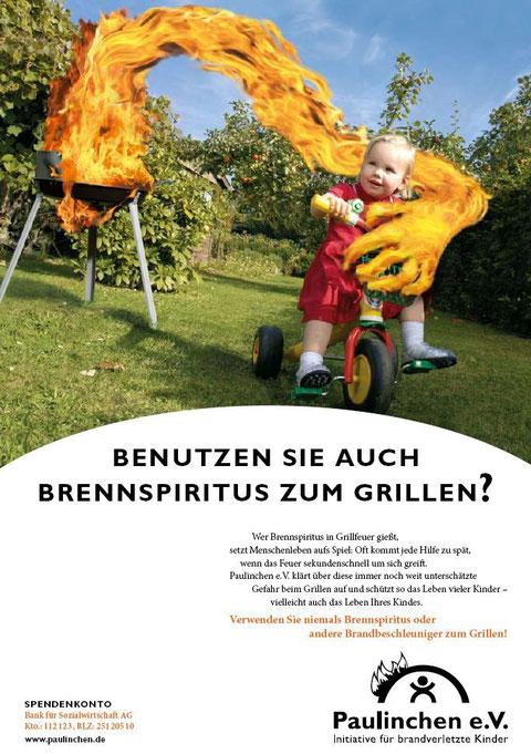 © Paulinchen - Initiative für brandverletzte Kinder e.V.