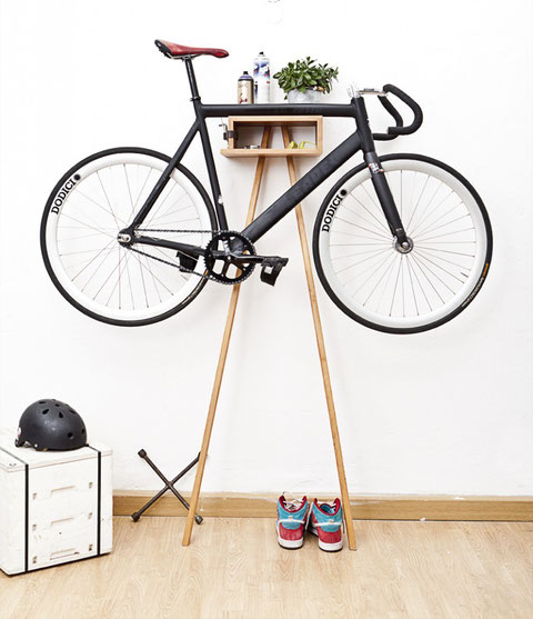 Bike rack by SY1T.