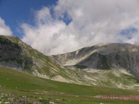 さすが、イタリアのチベットよね〜。涼しかった❤