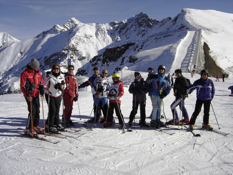 Pila... Ski in the Sky