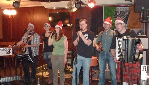 23.12.2012 2nd Show im Tanzcafé Topas
