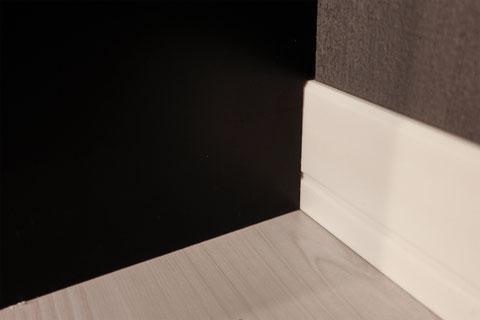 造作家具 巾木 収まり デザイン