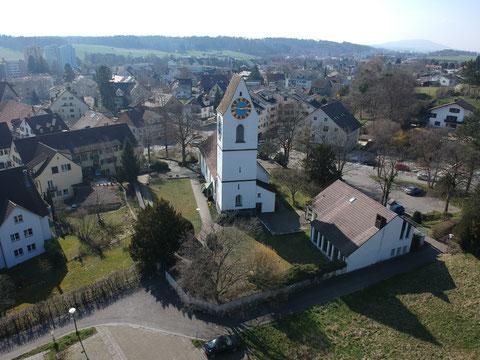 Luftaufnahme Bassersdorf (Archiv): Bild Mano Reichling, Illnau