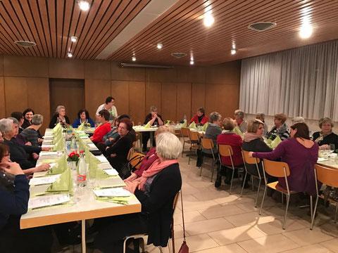 GV des Frauenvereins Zwingen