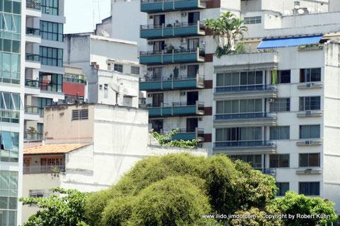 Hochhäuser in Niterói